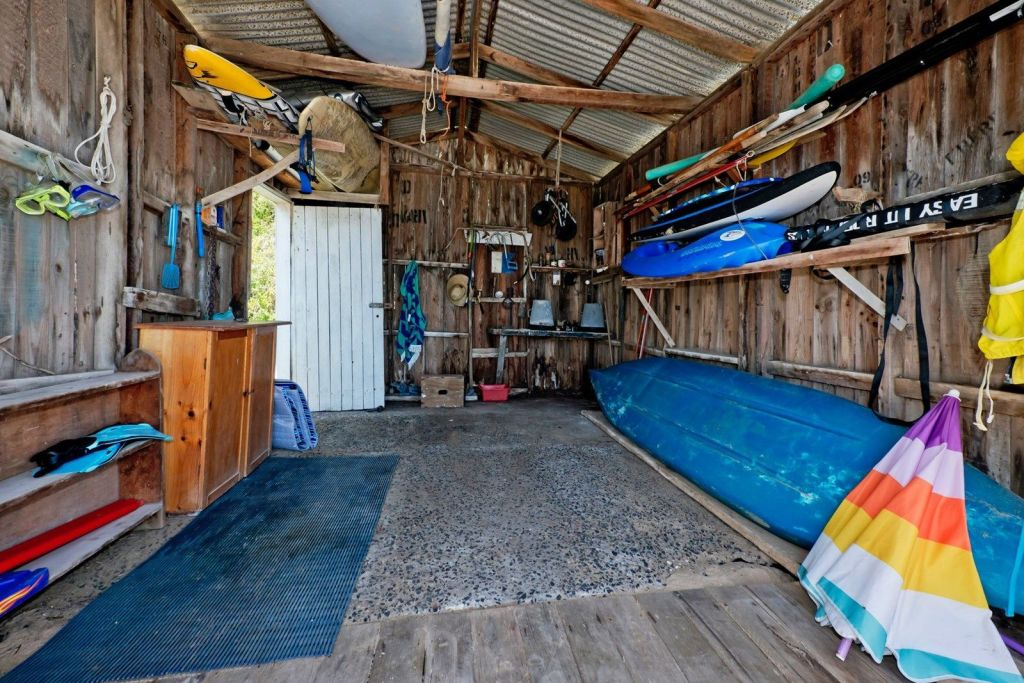 Boatshed 17 Fishermans Beach Foreshore