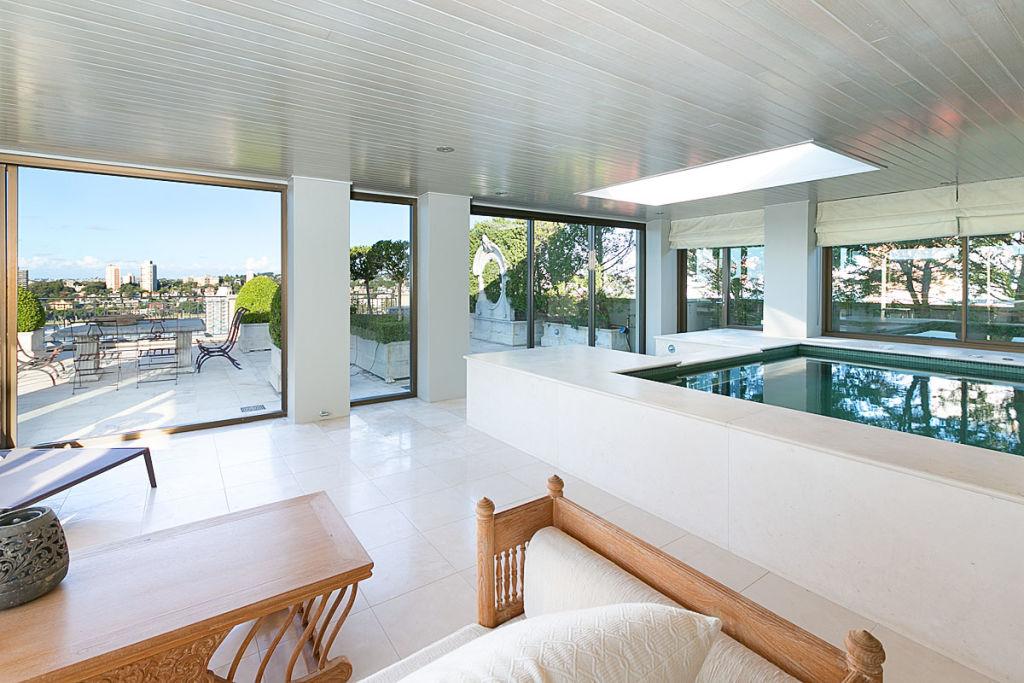 Matthew Kapp owns Villard penthouse 20/18 Macleay Street Potts POint