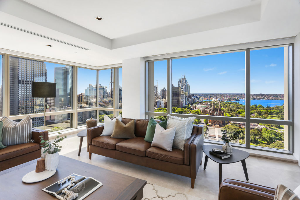 Chinese shipping magnate Shannian Huang sells Hyde Park penthouse for $14.5m