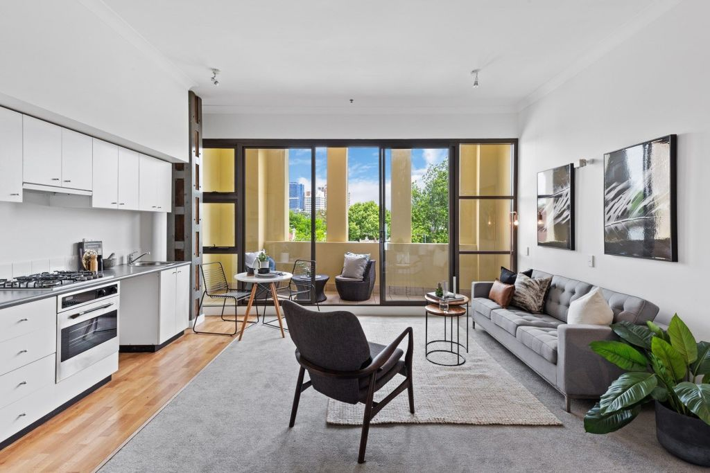 307/82 Abercrombie Street, Chippendale NSW