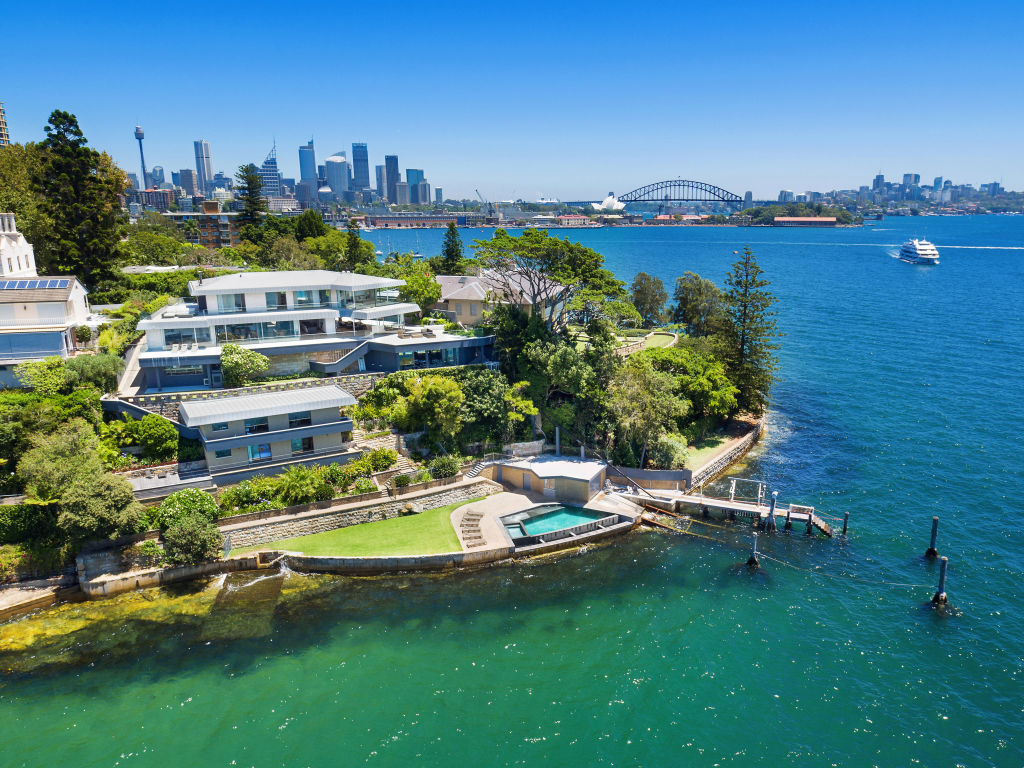 3 Lindsay Avenue Darling Point NSW