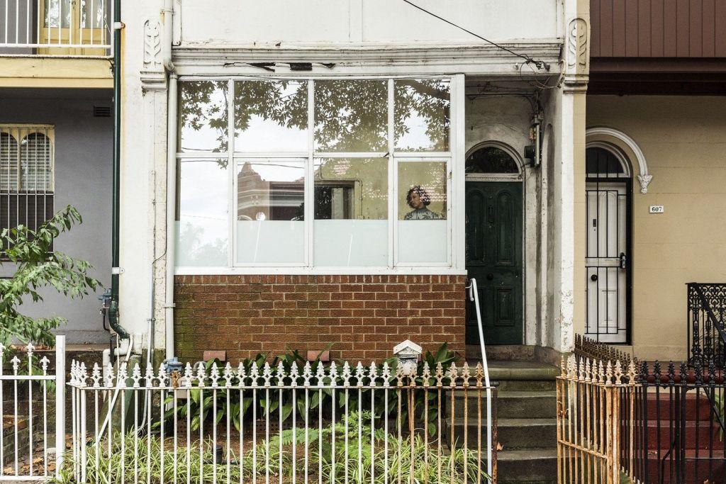 609 Bourke Street, Surry Hills, when it sold in 2017.