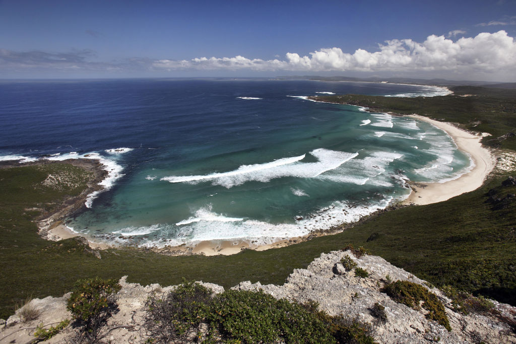 Conspicuous Beach near Denmark. Southwest Western Australia.