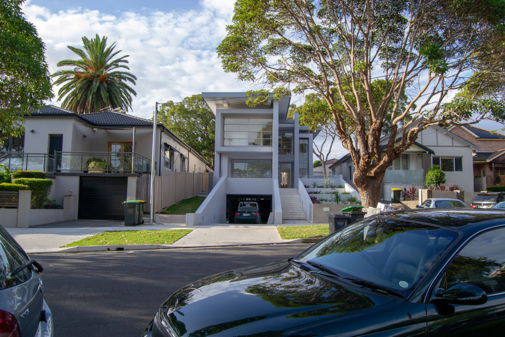 If you want to stay in your current suburb, a knock down rebuild project may be the best option.