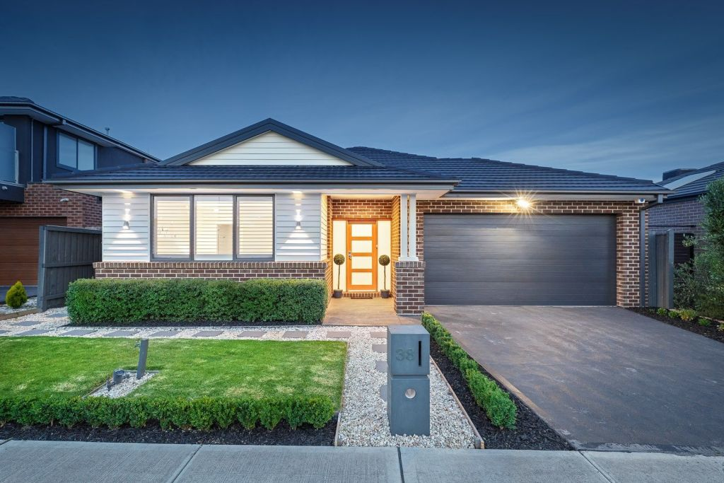 This four-bedroom brick house in Lalor sold for $730,000 in December 2018.