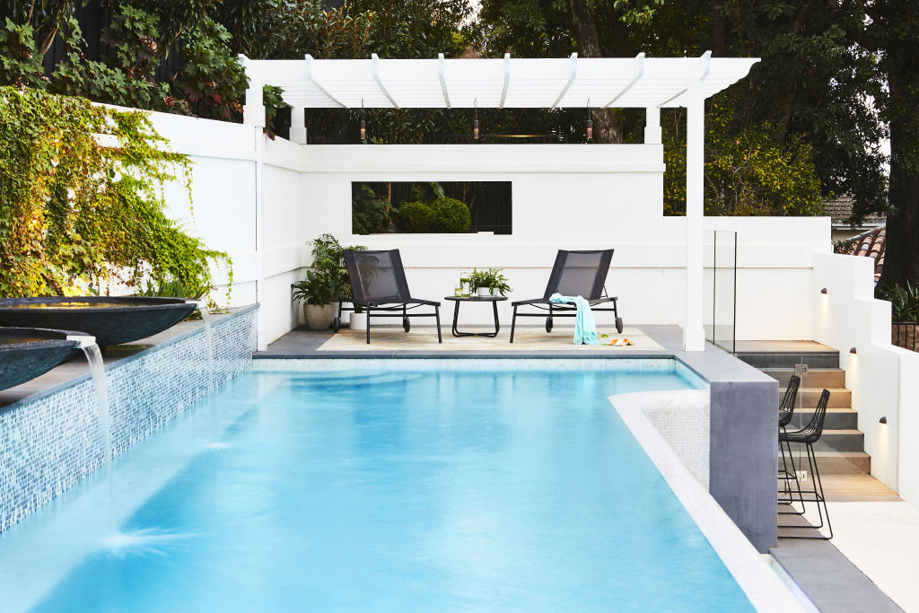 Ivanhoe Pool by Mint Design. Photo: Dave Kulesza.