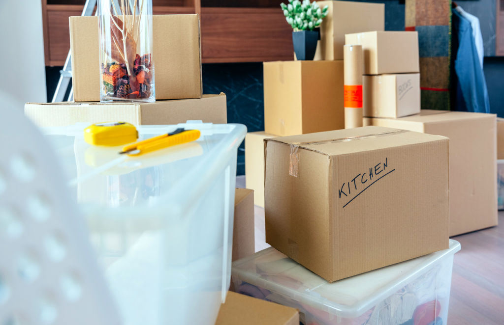 moving house istock