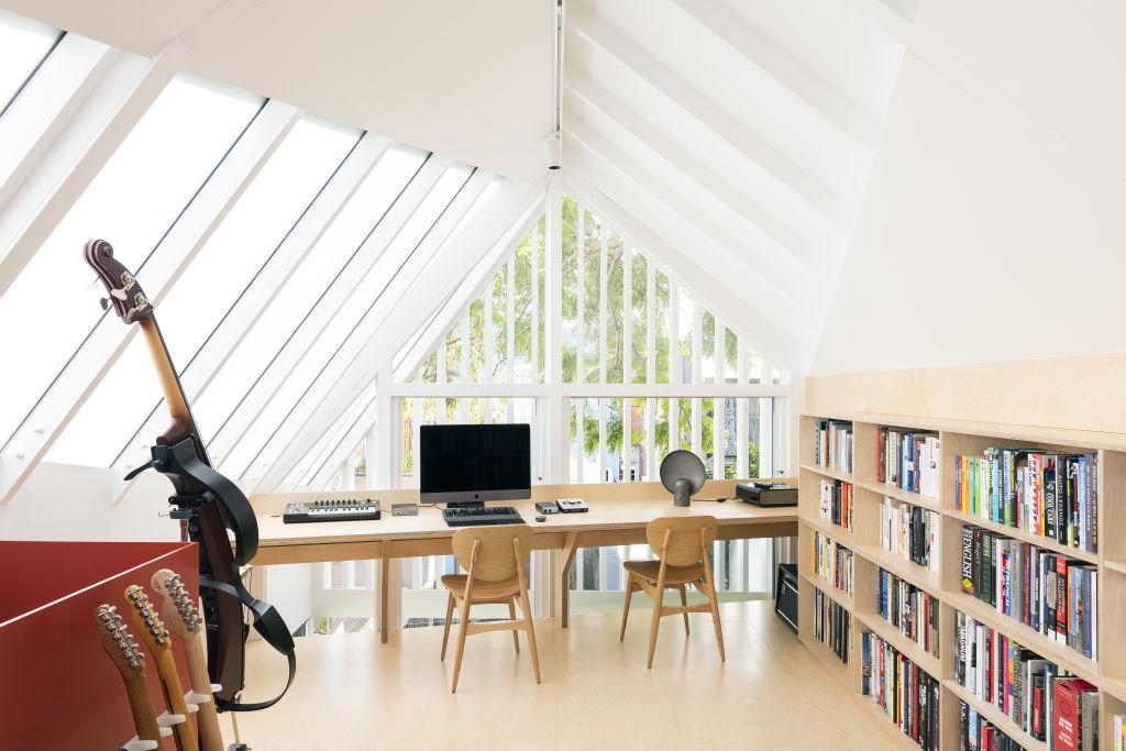 Treetop Studio in Paddington by Aileen Sage Architects