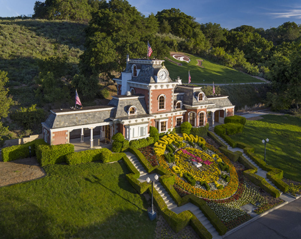 Michael Jackson's former Neverland Ranch for sale yet again, now with $43m  price tag