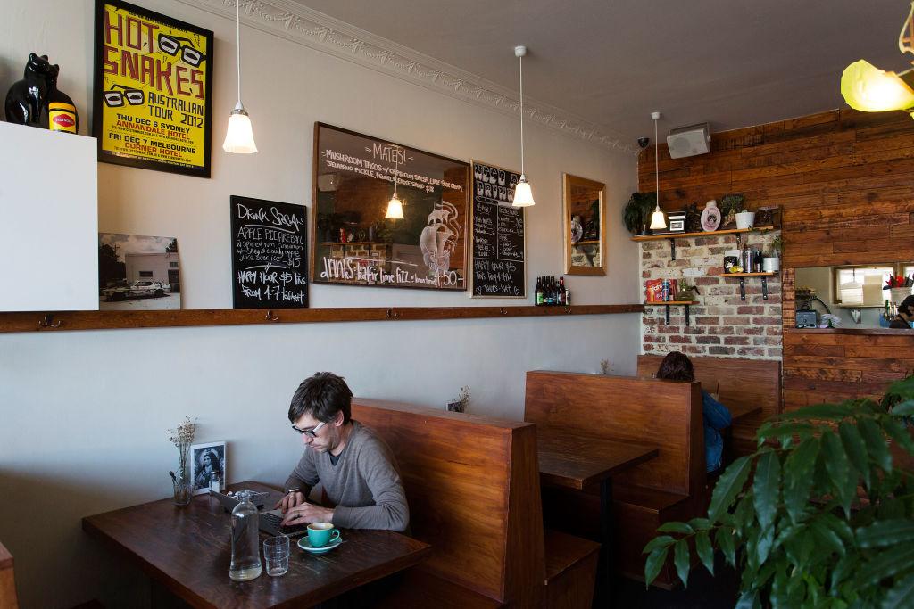 True North Cafe in Coburg. (Domain Neighbourhoods Coburg).Photograph Paul JeffersThe Age DOMAIN09 Aug 2017
