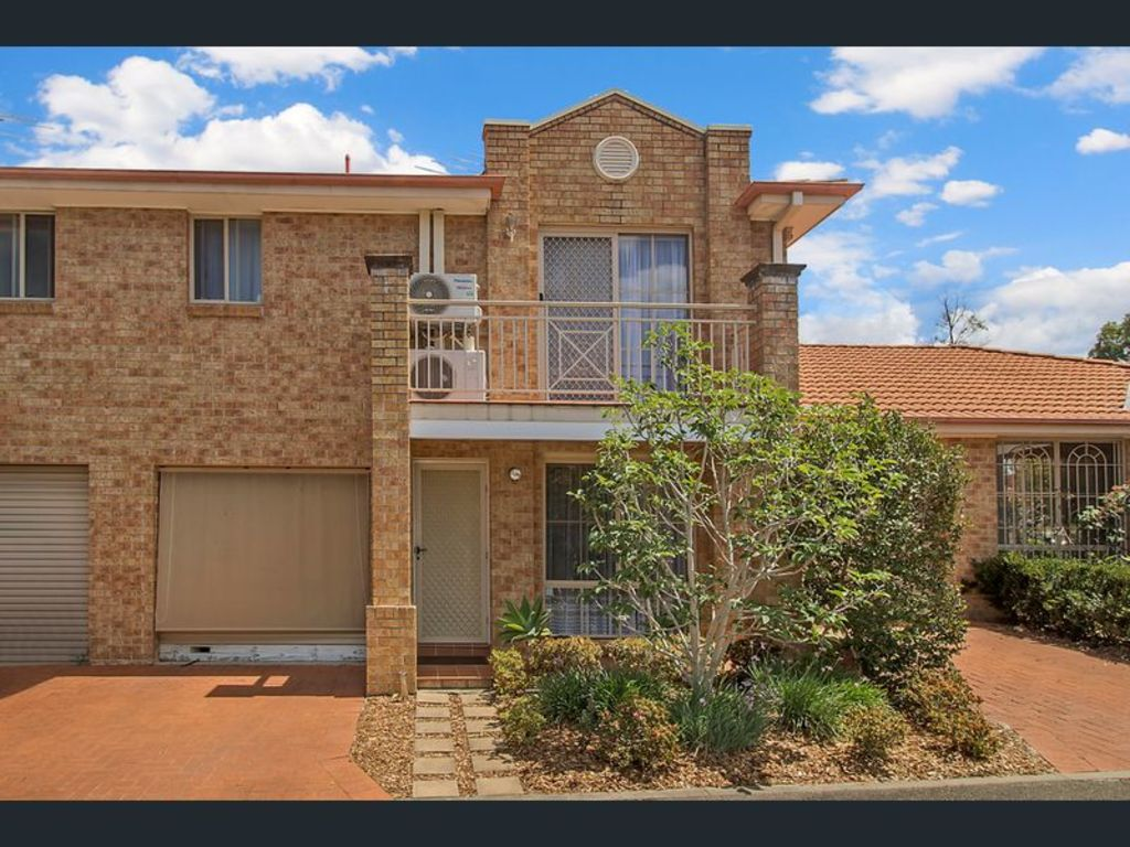 Chris Bowen's first home was a three-bedroom townhouse at Fairfield West bought in 2000 for $201,000.