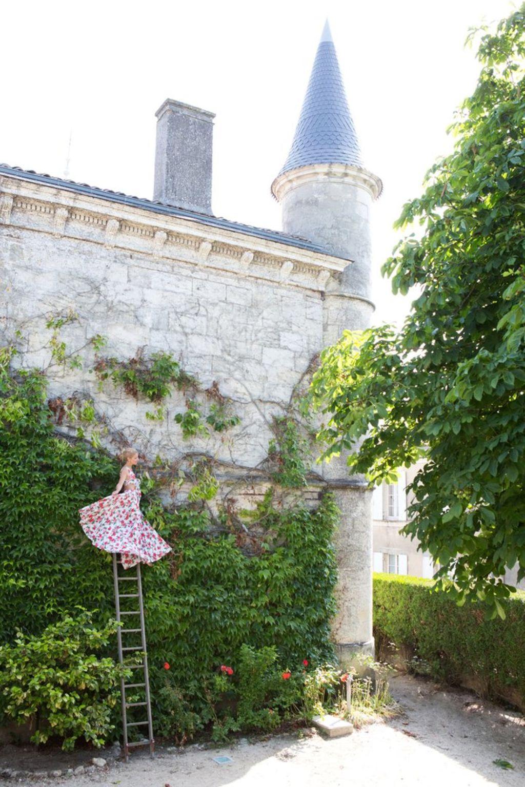 'Les Tourelles' Saint Christoly de Medoc, France