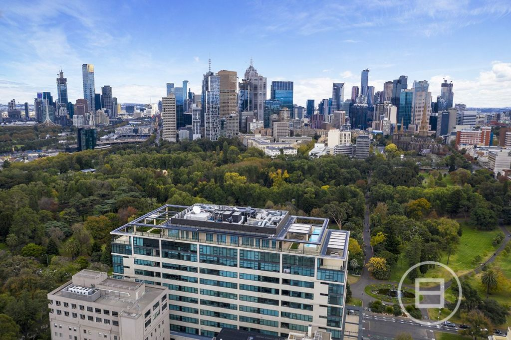 This apartment for sale at $46 million could set a Melbourne price record