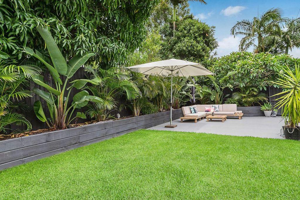 A lush new lawn has an immediate transformative effect.