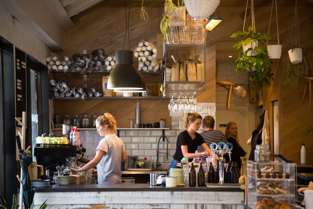 Short Straw cafe in Hawthorn VIC
