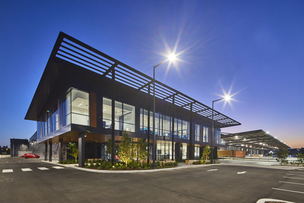 How warehouses are going green and saving money through