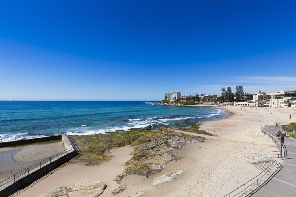 Cronulla Beach in Sydney