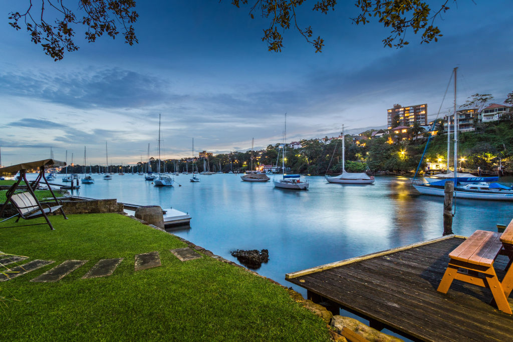If you're priced out of Mosman, the nearby suburb of Naremburn could help gain you access to that north shore lifestyle.
