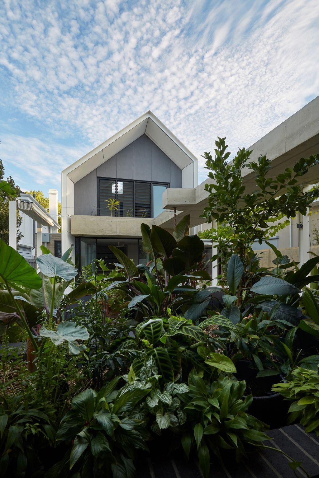 prefab concreat custom house custom designed