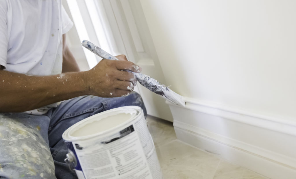 A new coat of paint after purchase but before tenants move in is considered capital works and can't be deducted straight way. Painting between tenancies can be considered repairs and can be deducted in the financial year the repairs occurred..