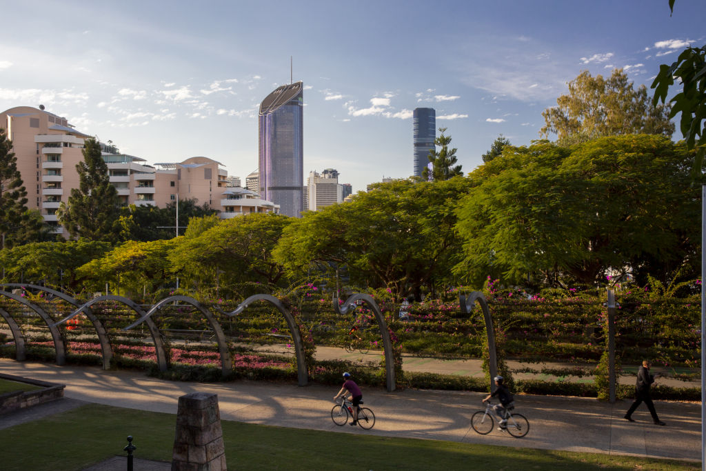 South Brisbane liveability