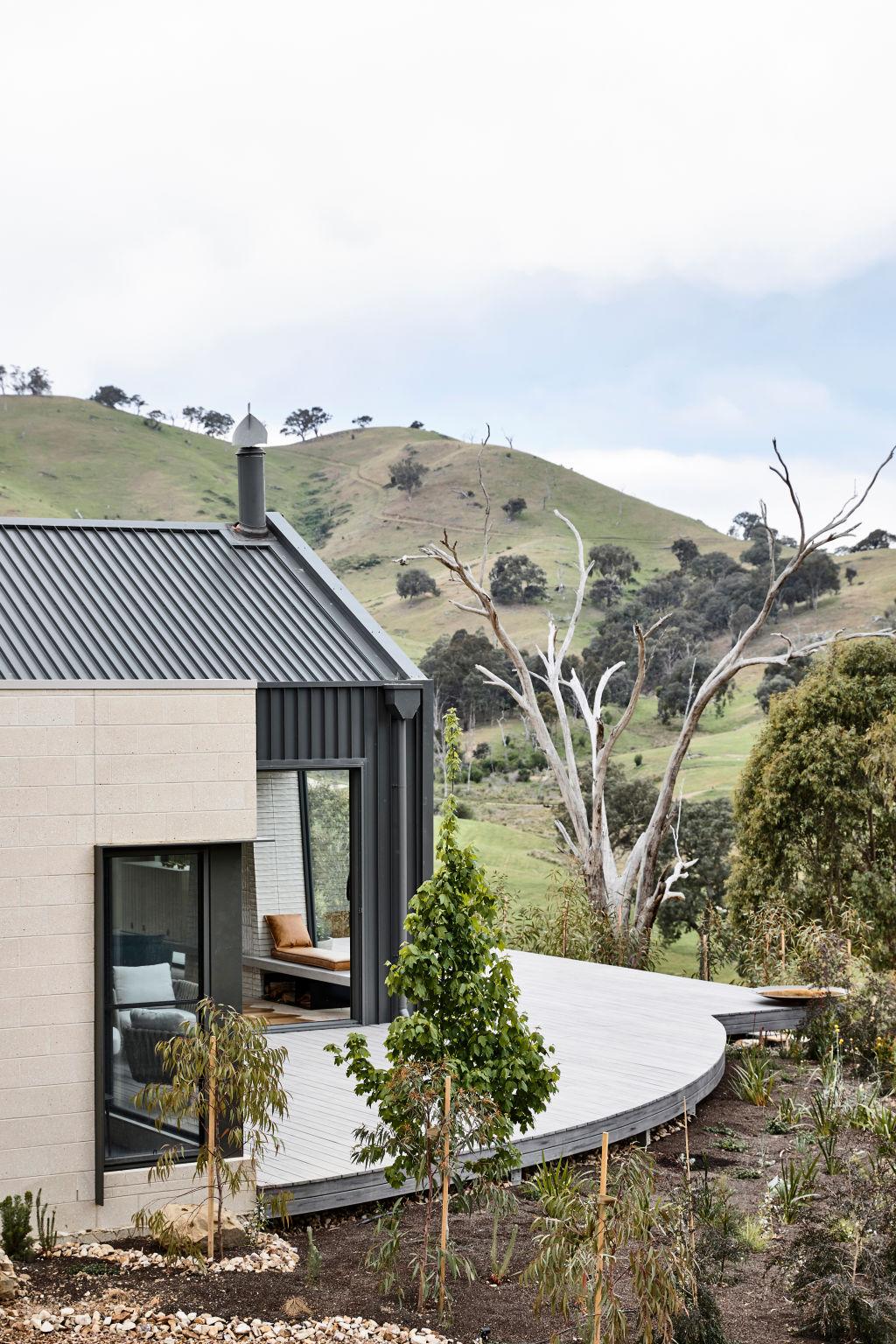 Thornton Residence. Interior architecture by Doherty Design Studio.