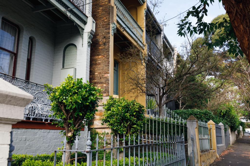Rozelle in Sydney