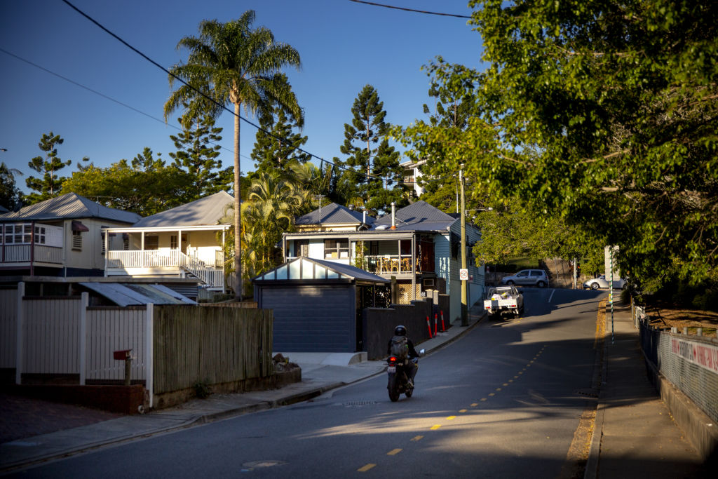 Neighbourhood Windsor Qld.