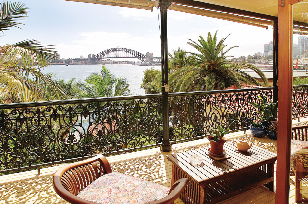 7 Gallimore Avenue Balmain East as it was when it sold in 2014 for $11.8 million