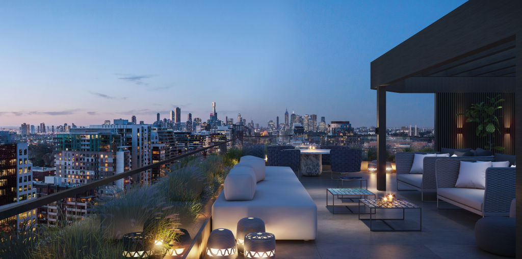 Neue Grand apartments by Growland in Melbourne VIC