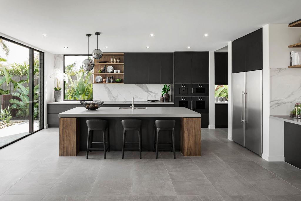 Metricon Riveria kitchen
