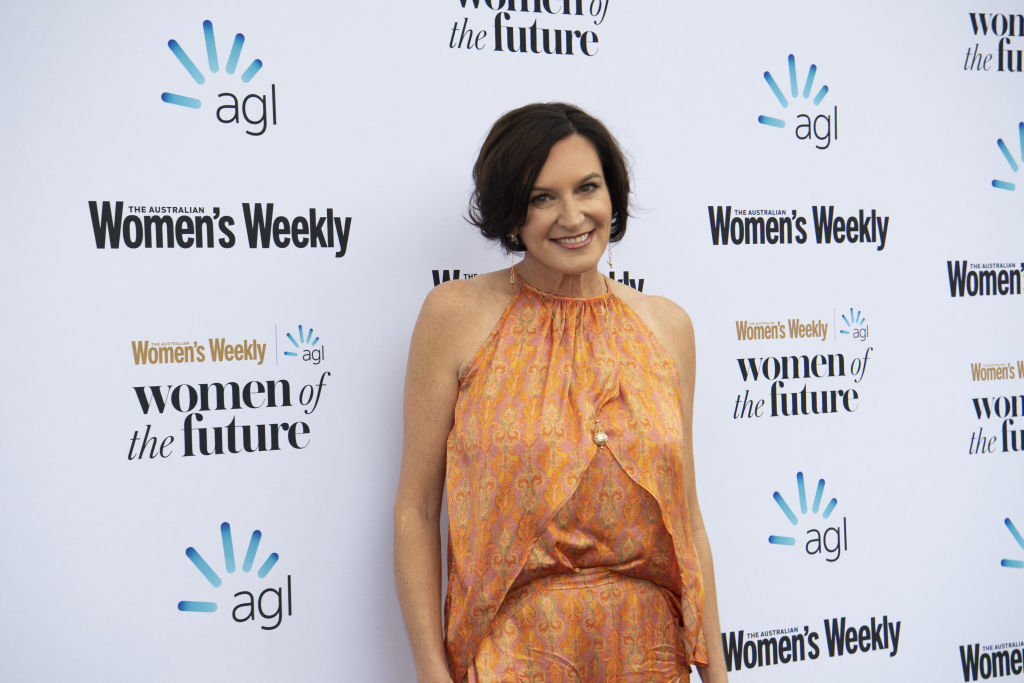 Cassandra Thorburn at the Women's Weekly event. 5th September 2018 Photo by Louise Kennerley