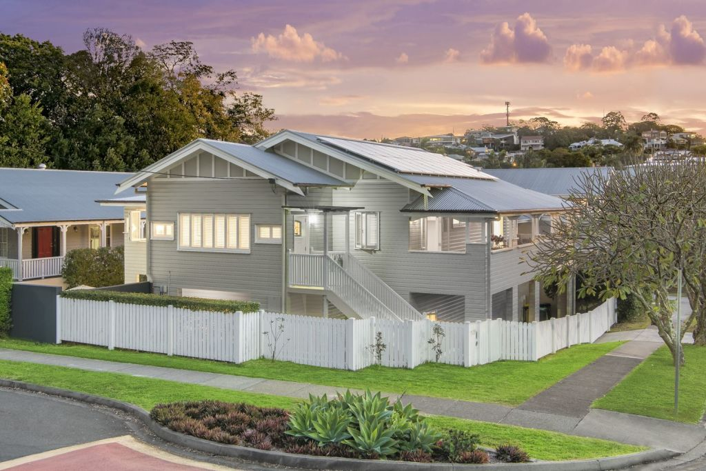 129 Towers Street, Ascot on Brisbane's northside sold at auction for $1.42 million.