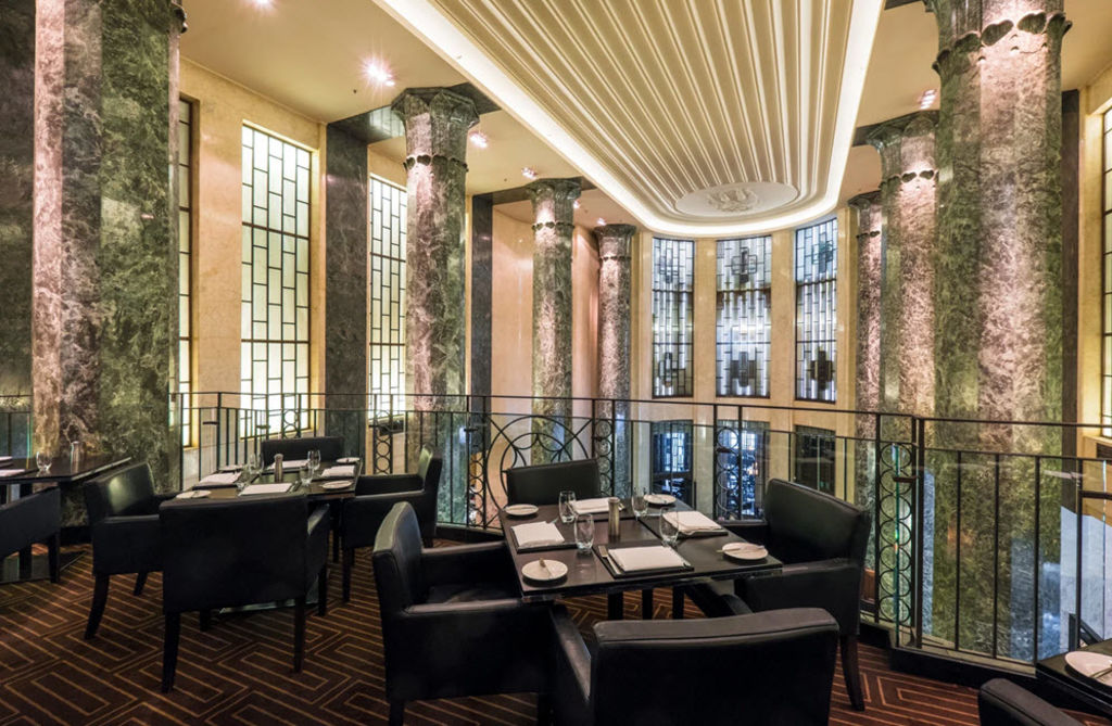 The building that houses Rockpool restaurant in Sydney's CBD is on the  market for a sizzling $40 million