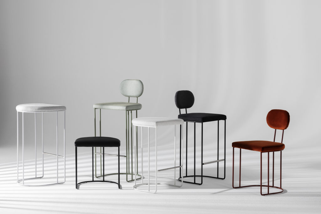 Sedis Chair by anaca studio NOT FOR REUSE