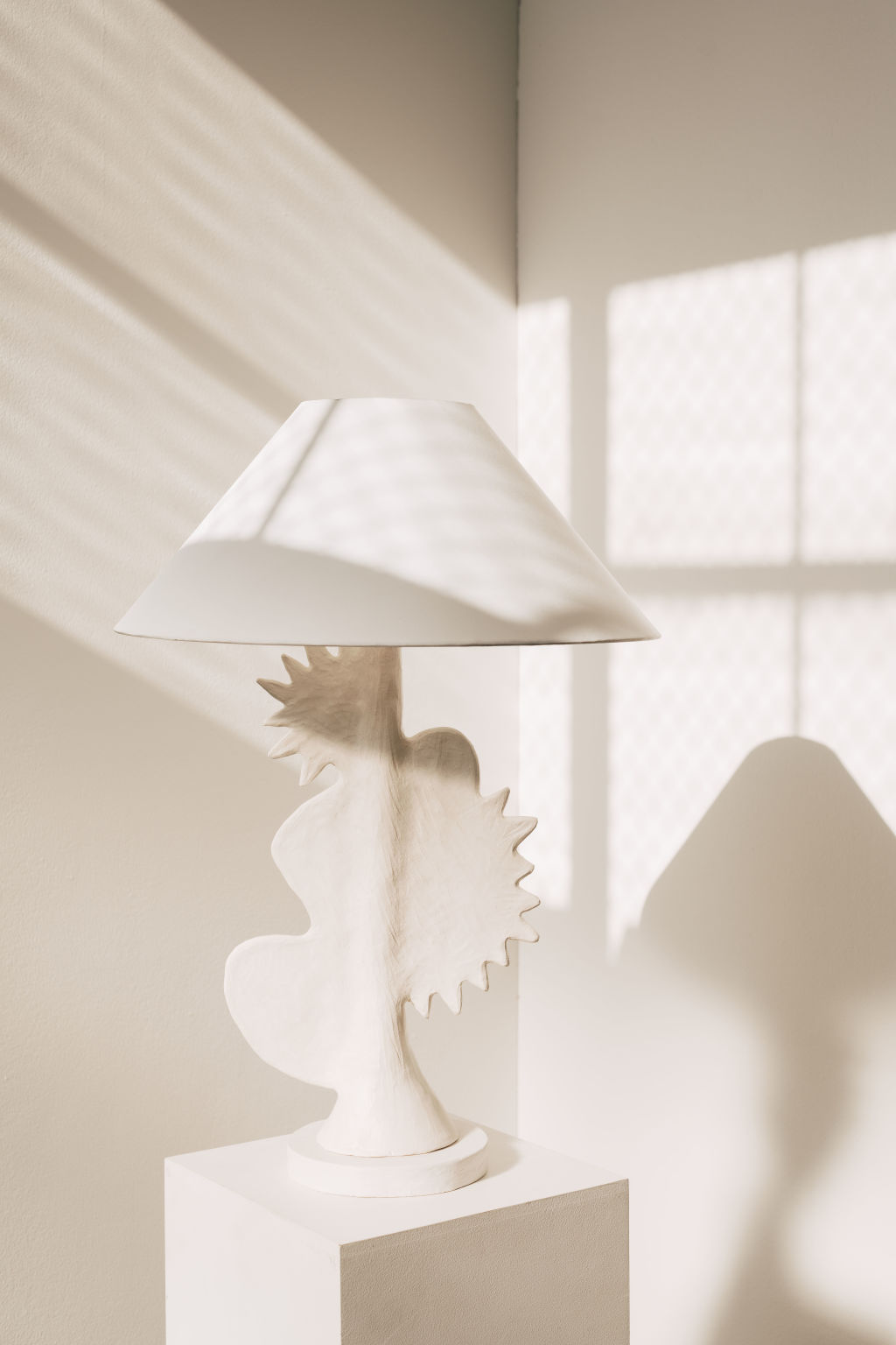 Ceramic Lamps by Sarah Nedovic NOT FOR REUSE