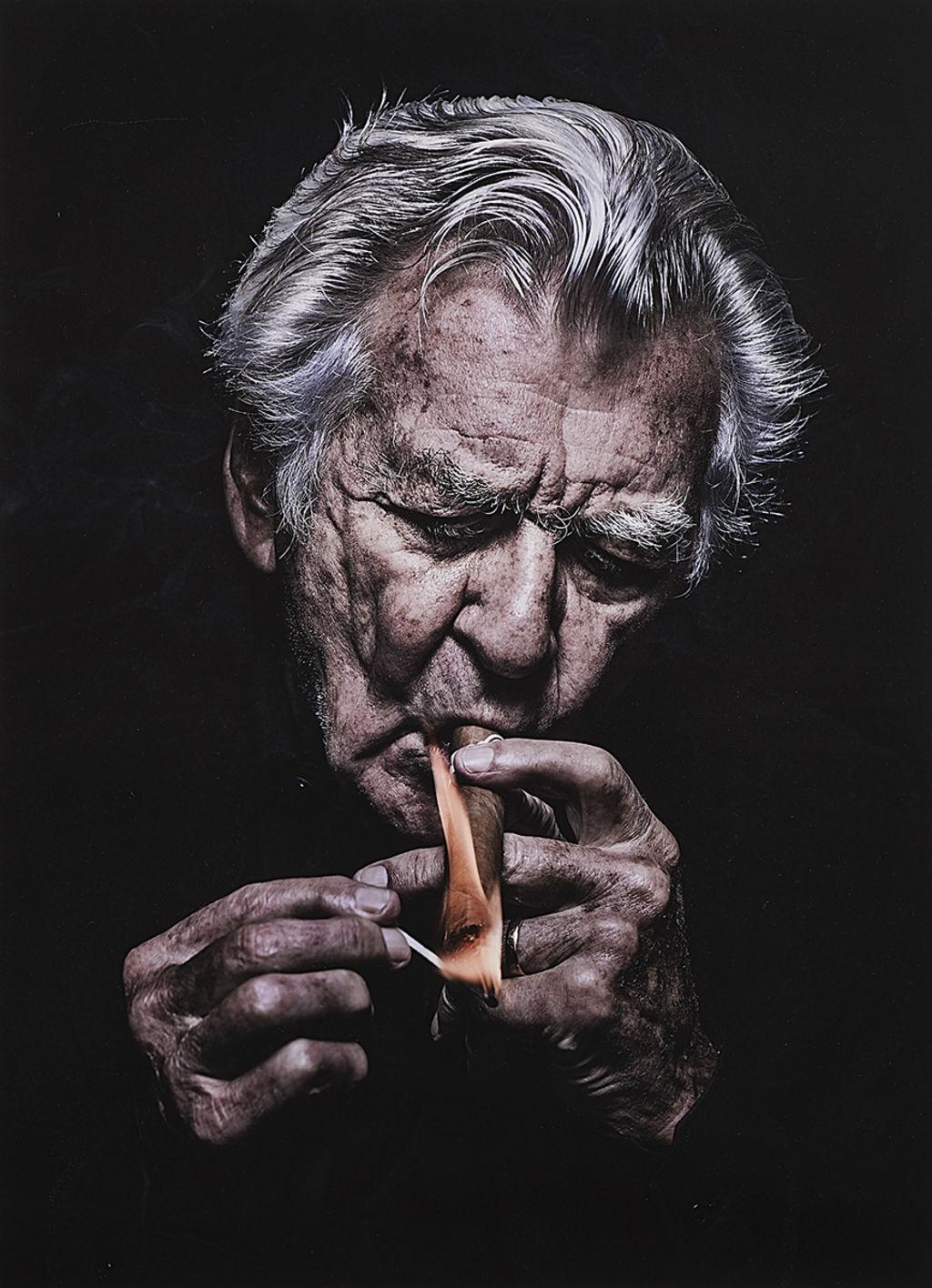 From the Bob Hawke Collection: Richard Freeman Portrait of Bob Hawke