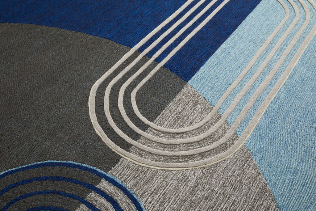 Hoshi Rug by Tom Skeehan NOT FOR REUSE