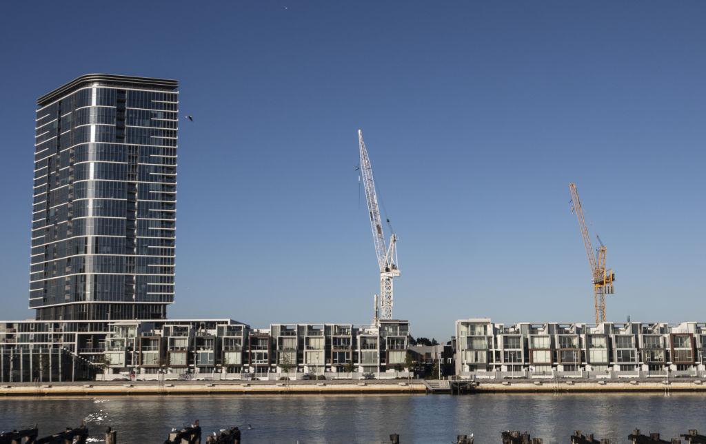 Generic Docklands Melbourne