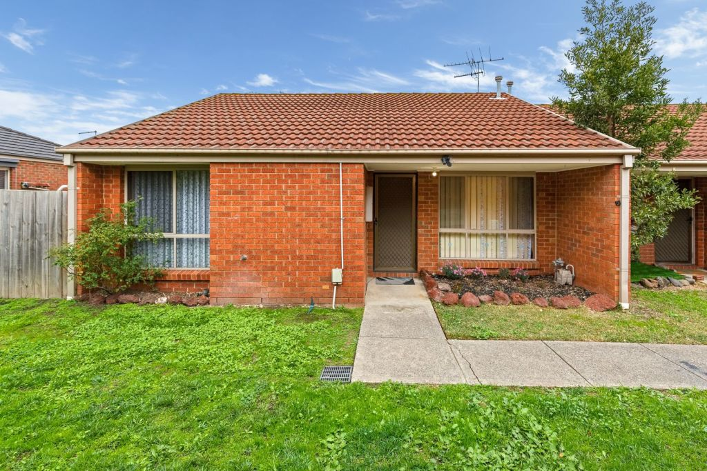 13/1 Bethany Court, South Morang, needed extensive renovations, but still represented good value.