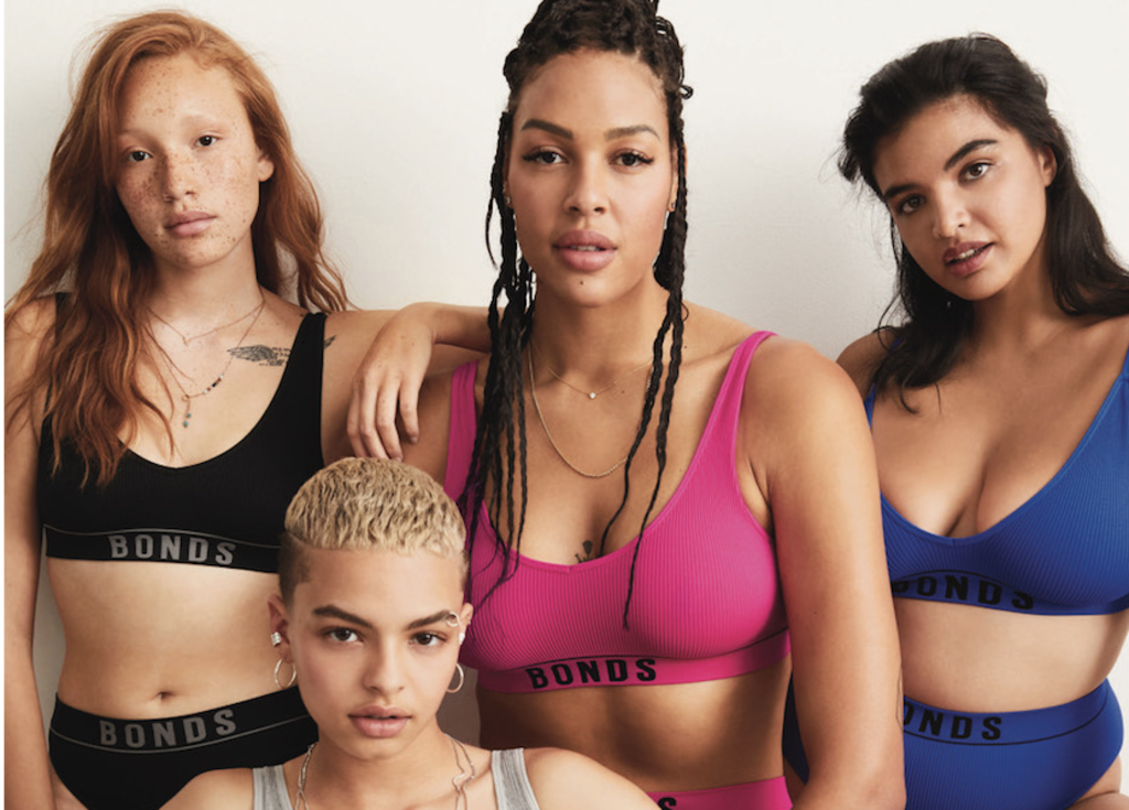Bonds 'Get Real' with Liz Cambage.