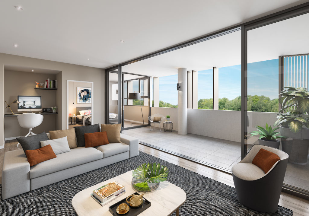 Chelsea apartments in Croydon NSW