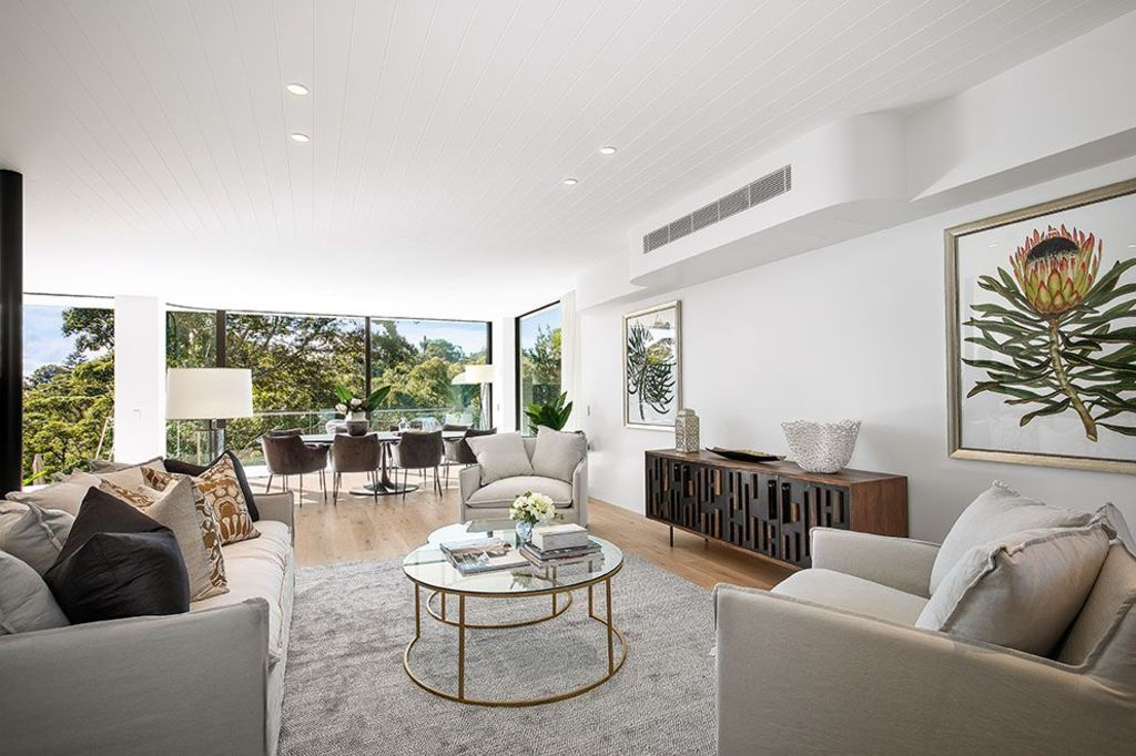 A home at 68 View Street, Woollahra, which sold ahead of its scheduled auction this weekend for $7.35 million.
