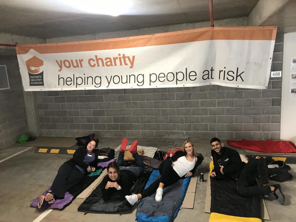 homelessnesssleepout