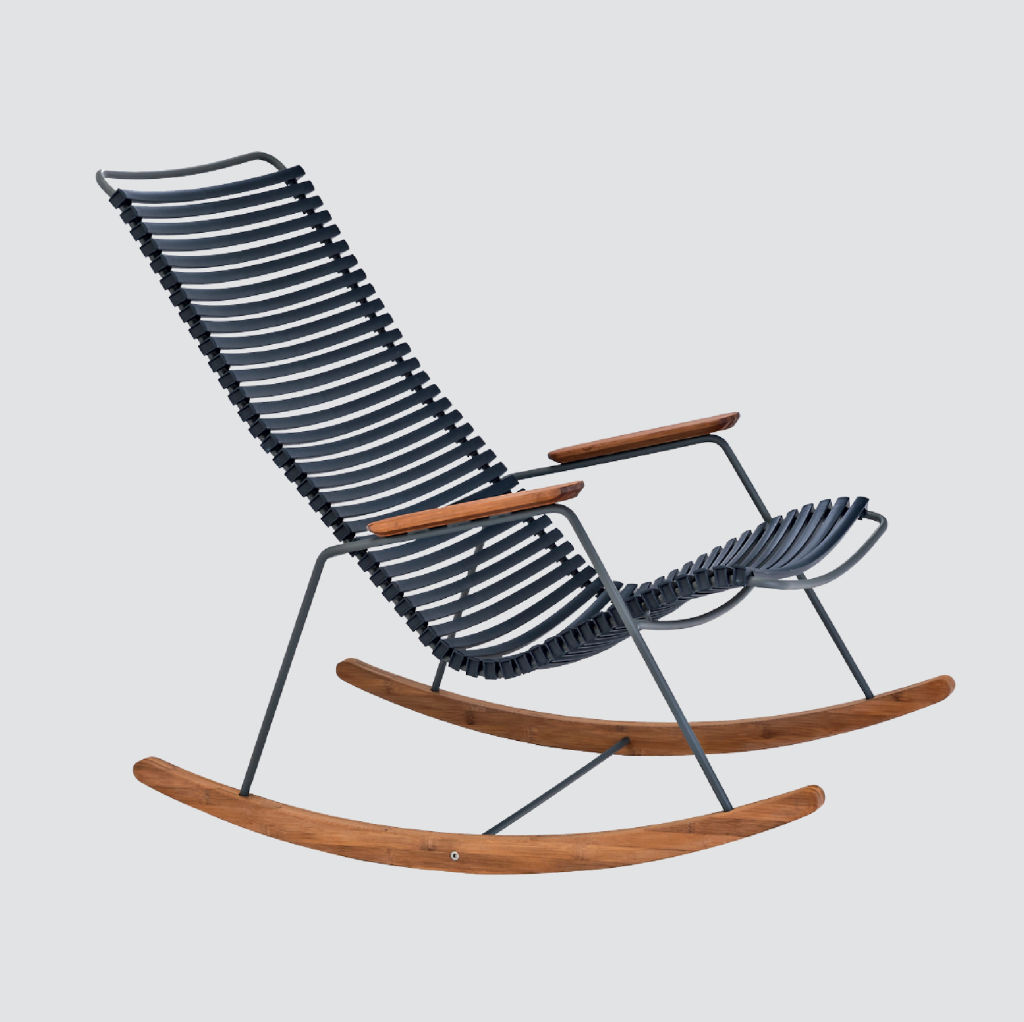 CLICK Rocking Chair by Houe deep etch low res