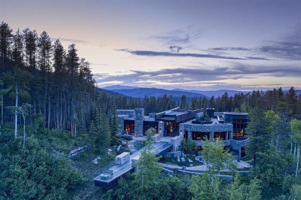 Casteel Creek Retreat, Colorado Price: $US78,000,000 ($113,637,921)
