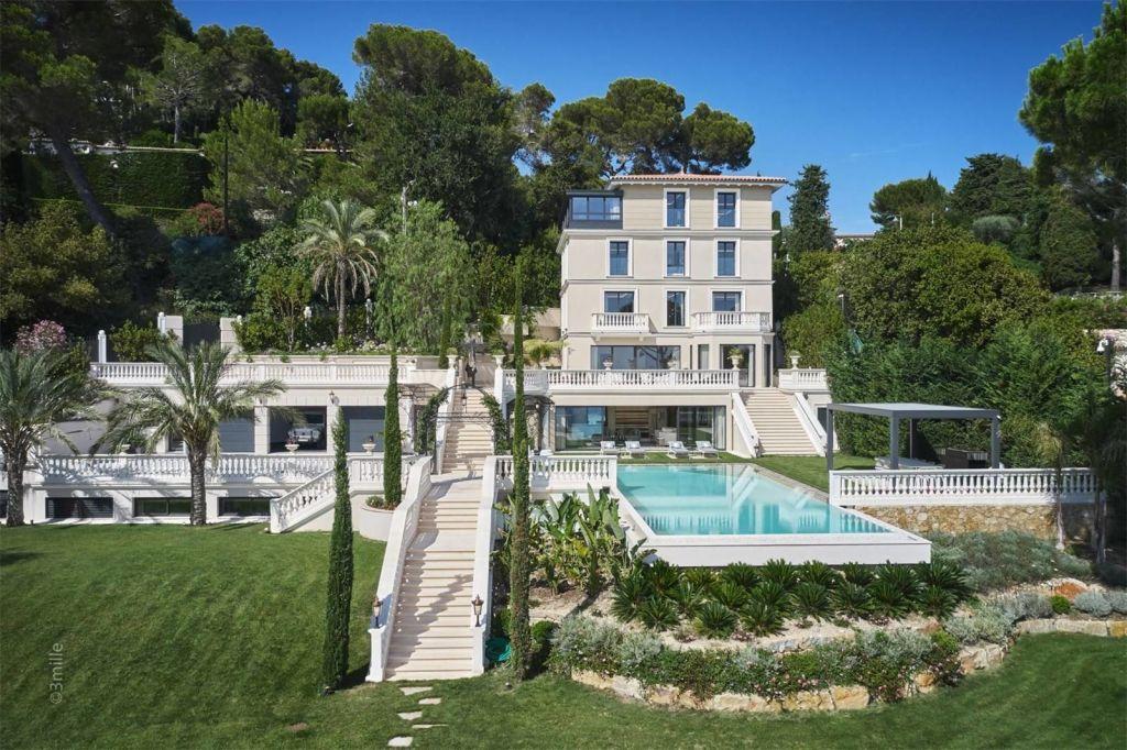 Cannes Californie, Provence-Alpes-Cote D'Azur, France