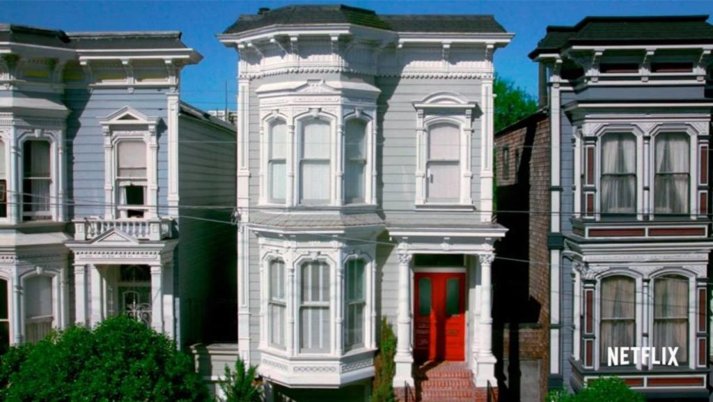 The Full/Fuller House in San Francisco, which went back on the market after the show was canned.