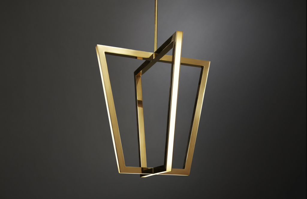'Quadrix' Pendant light - Christopher Boots.