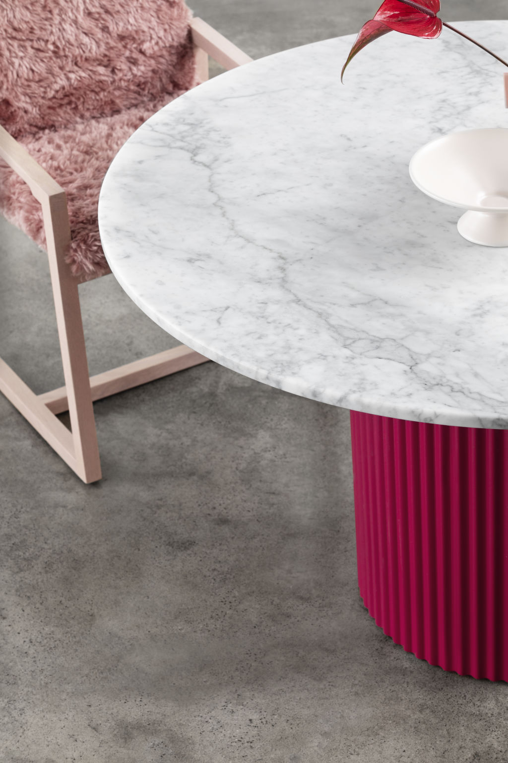 Ridge Dining Table by Beeline Design NOT FOR REUSE